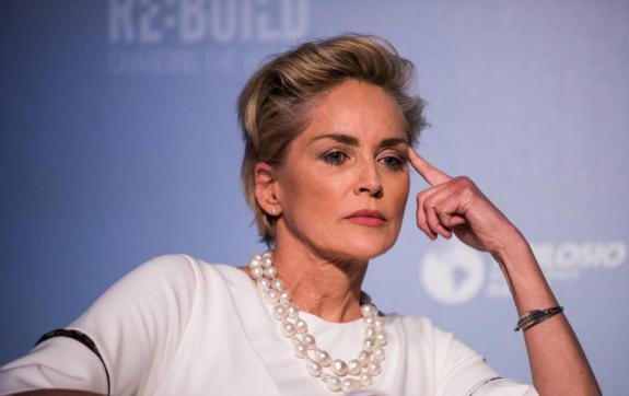 Maladie Sharon Stone